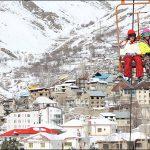 Shemshak Ski Resort Tehran