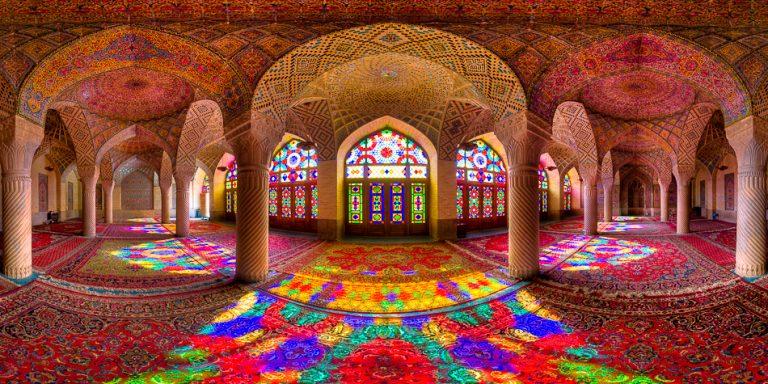Nasir al Mulk Mosque, Iran