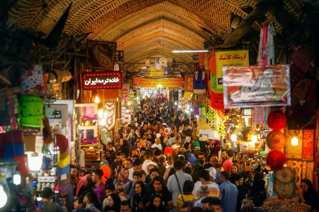 Iran-Grand-Bazaar
