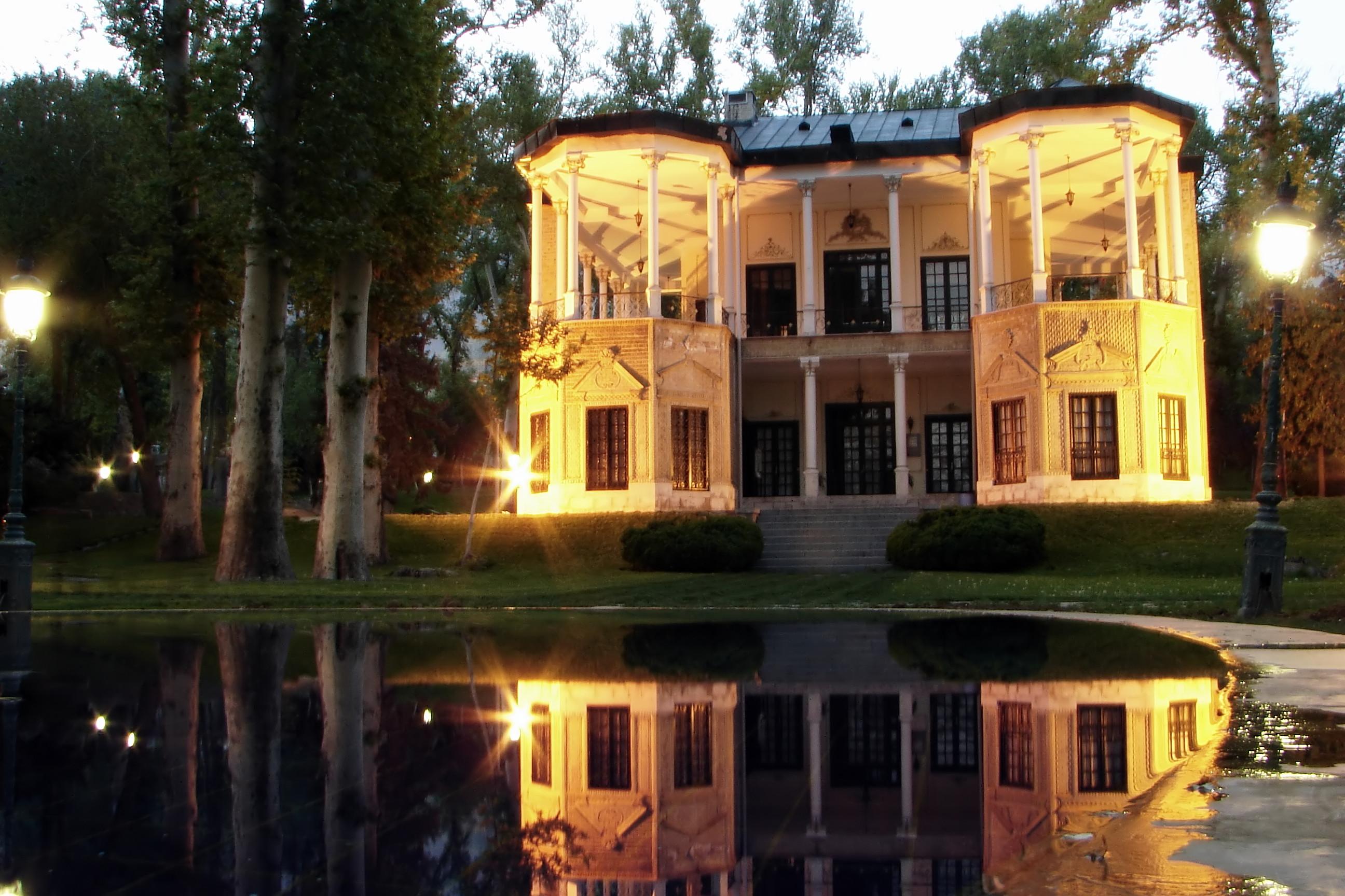 Iran-Niavaran-Palace