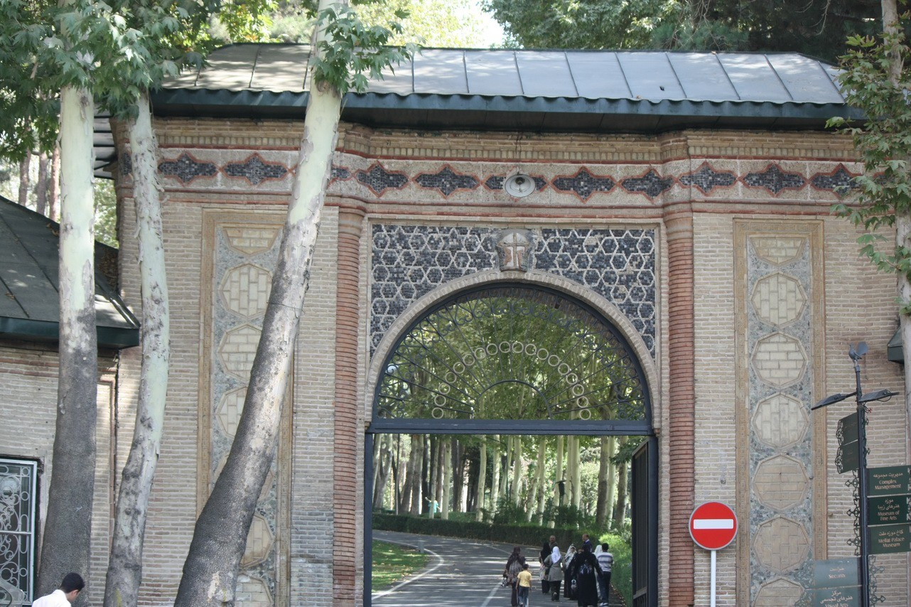 Iran-Saad-Abad-Palace