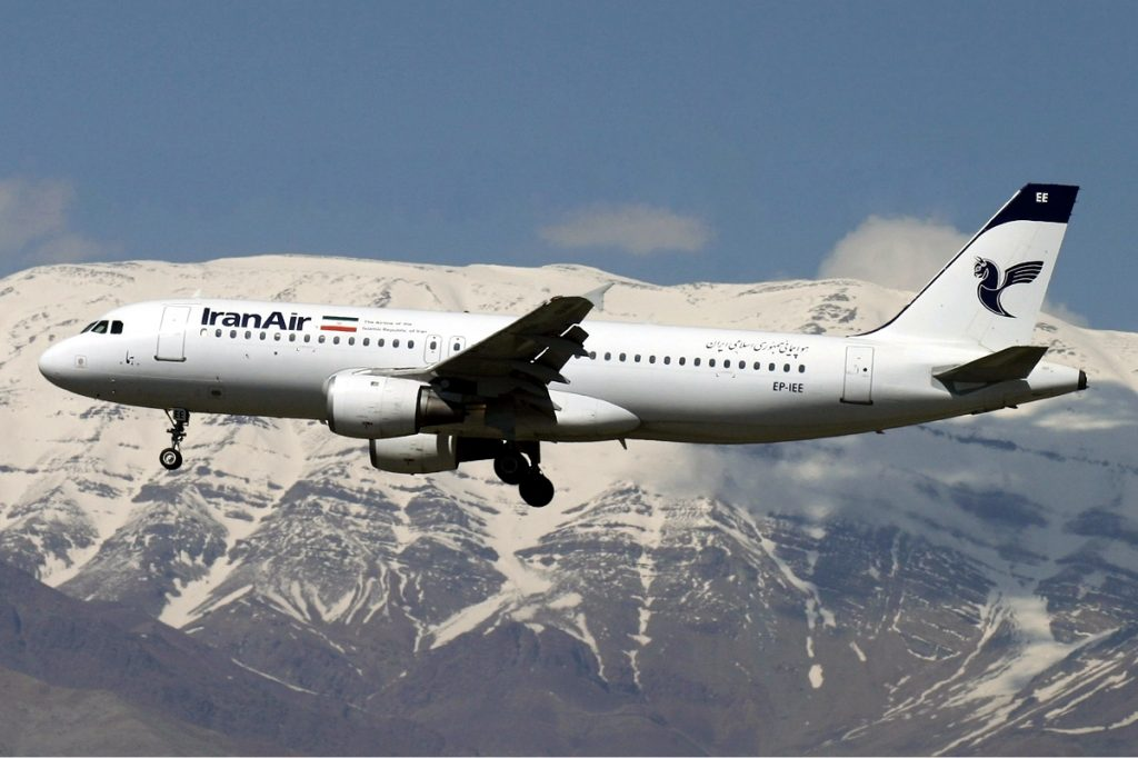 Iran_Air_Airbus_A320