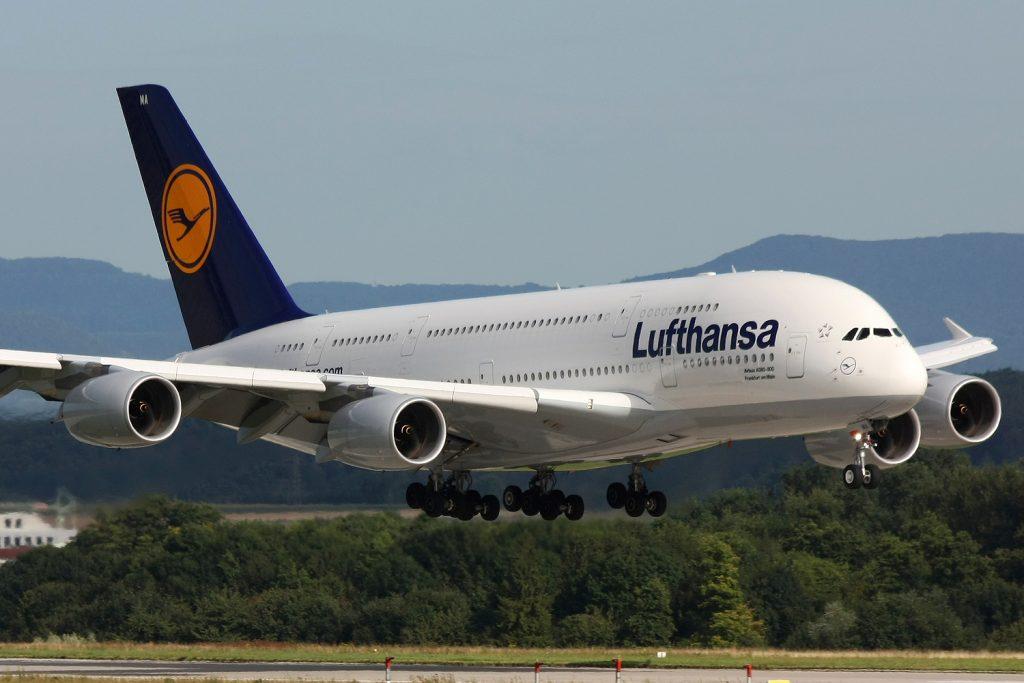 Lufthansa-ITC