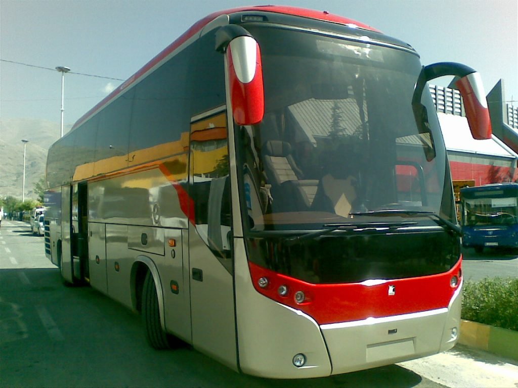 iran-bus and tours in iran