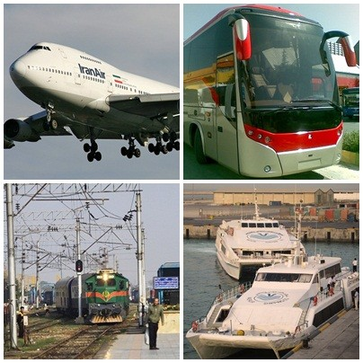 Transportation in Iran