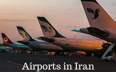 Airports in Iran