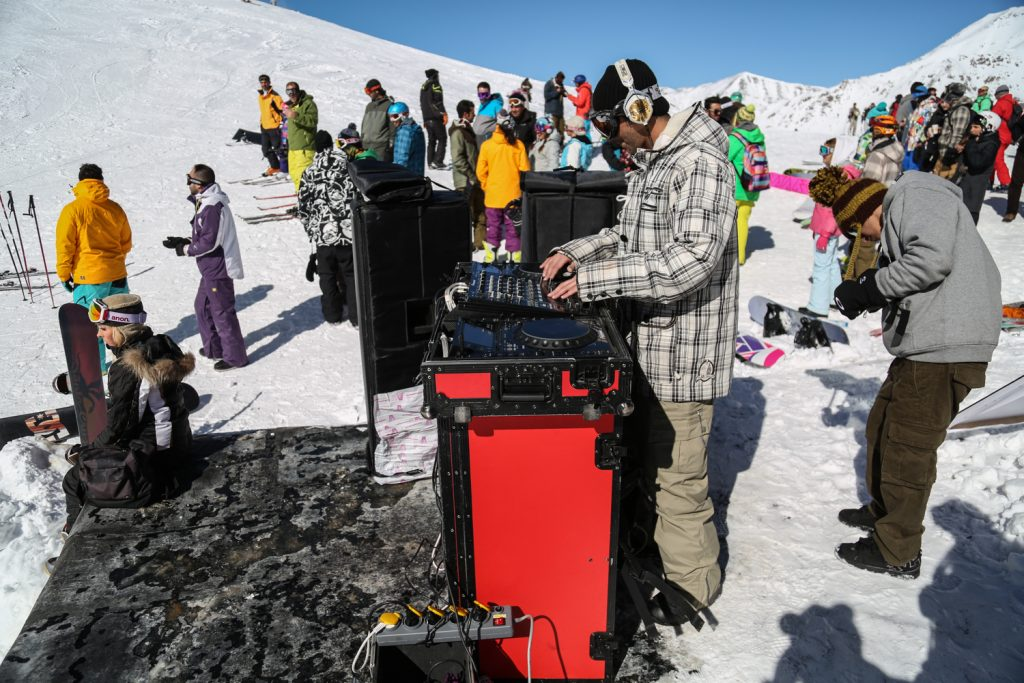 Iran Tourism for Us Citizens, Ski Resort in Iran