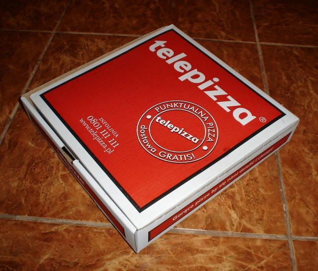Telepizza en Iran