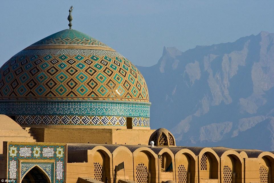 Jame Mosque Yazd - Iran Traveling Center