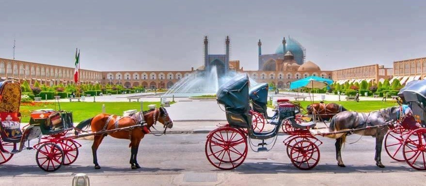Imam Square of Isfahan