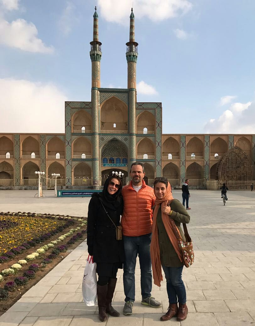 Traveling To Us From Iran