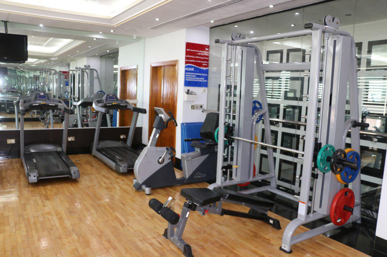 Parsian-Hotel-Tehran-Gym