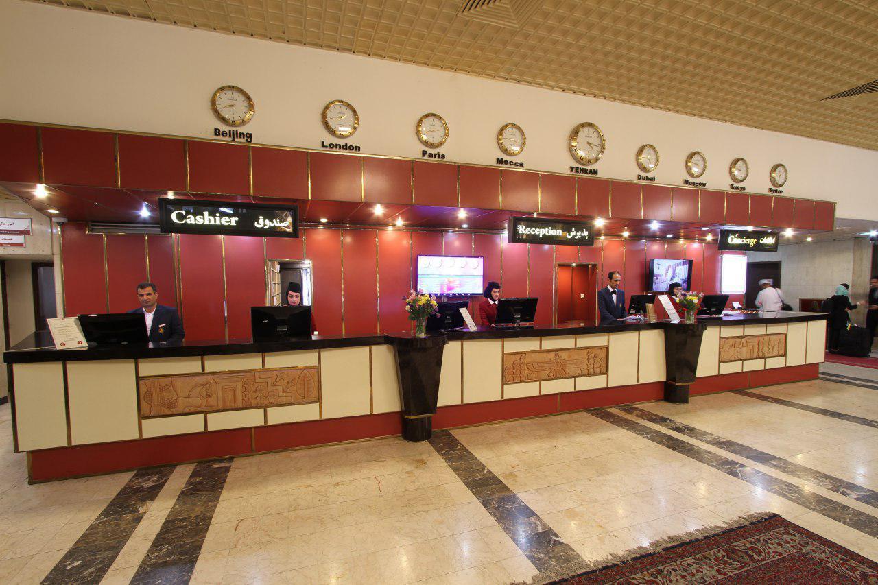 Parsian-Hotel-Tehran-Reception