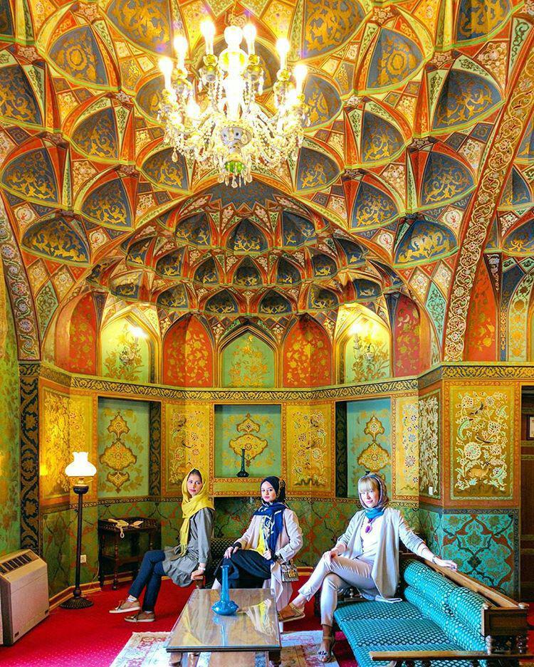 Abbasi Hotel Isfahan Iran Traveling Center