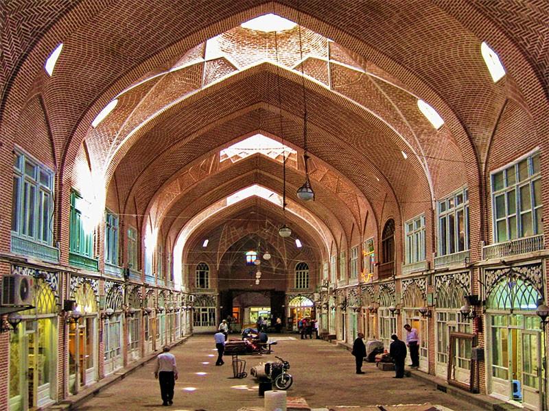 Tabriz-Bazaar-Tabriz-Iran-Traveling-center