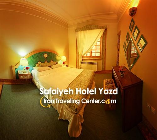 Irantravelingcenter-Safaiyeh Hotel Yazd