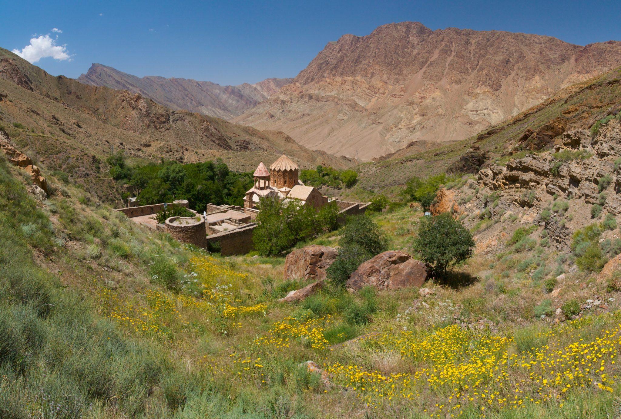 Saint-Stephanos-Monastery-Jolfa-Iran-Traveling-Center
