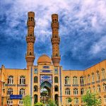 jameh-Mosque-tabriz-Iran-Traveling-center