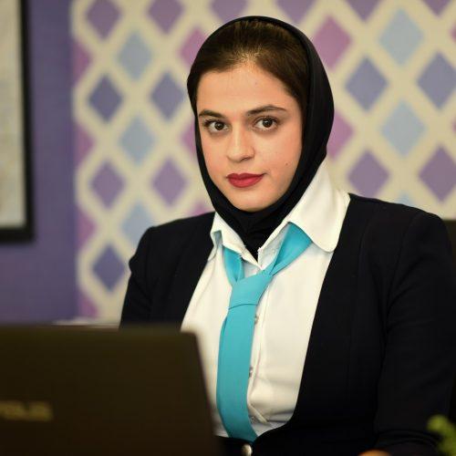 Nazanin Raoufi