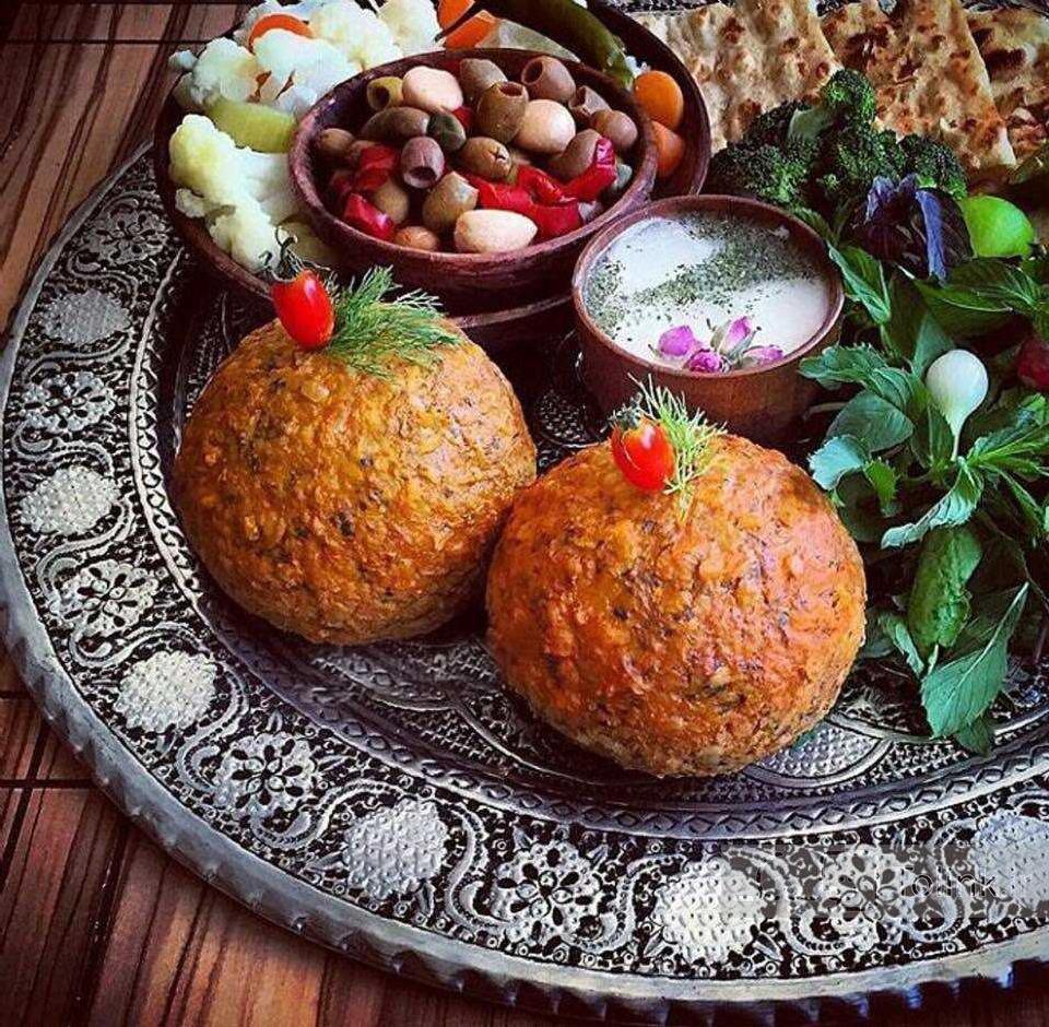 koofteh(meat ball)_tabriz-iranian-Iran-Traveling-center