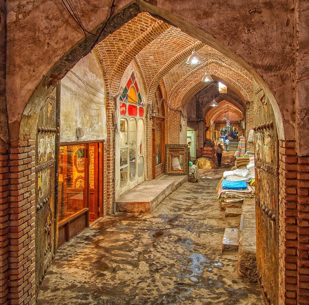 Tabriz City Iran Traveling Center