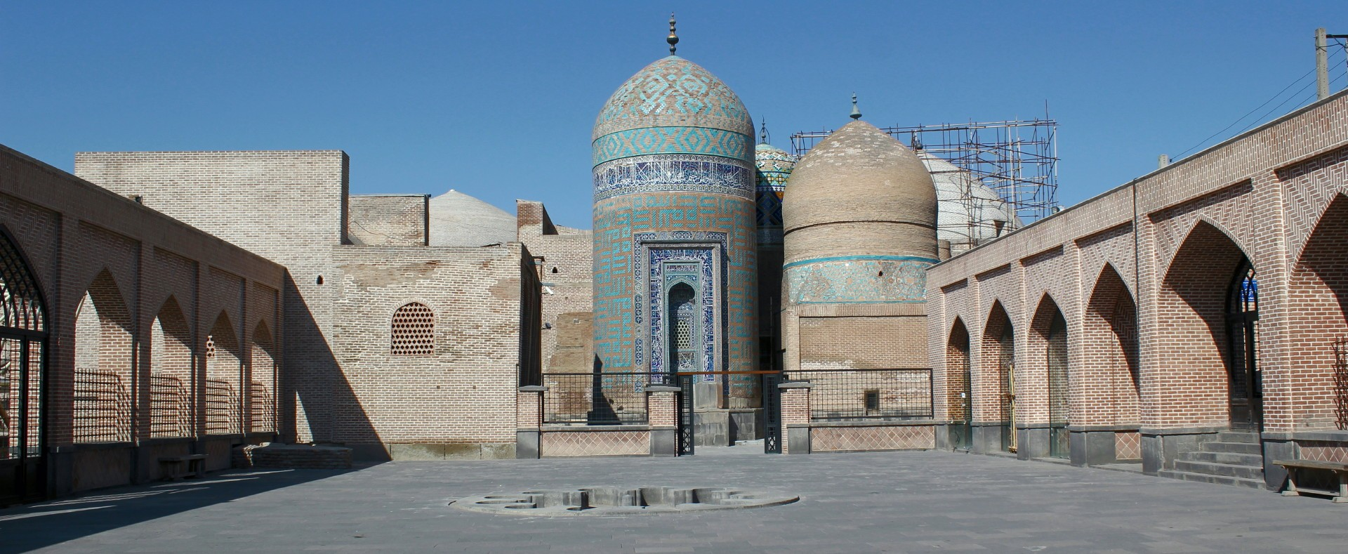 Irantravelingcenter-9 days iran tour north