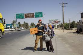 BackPacking in Iran