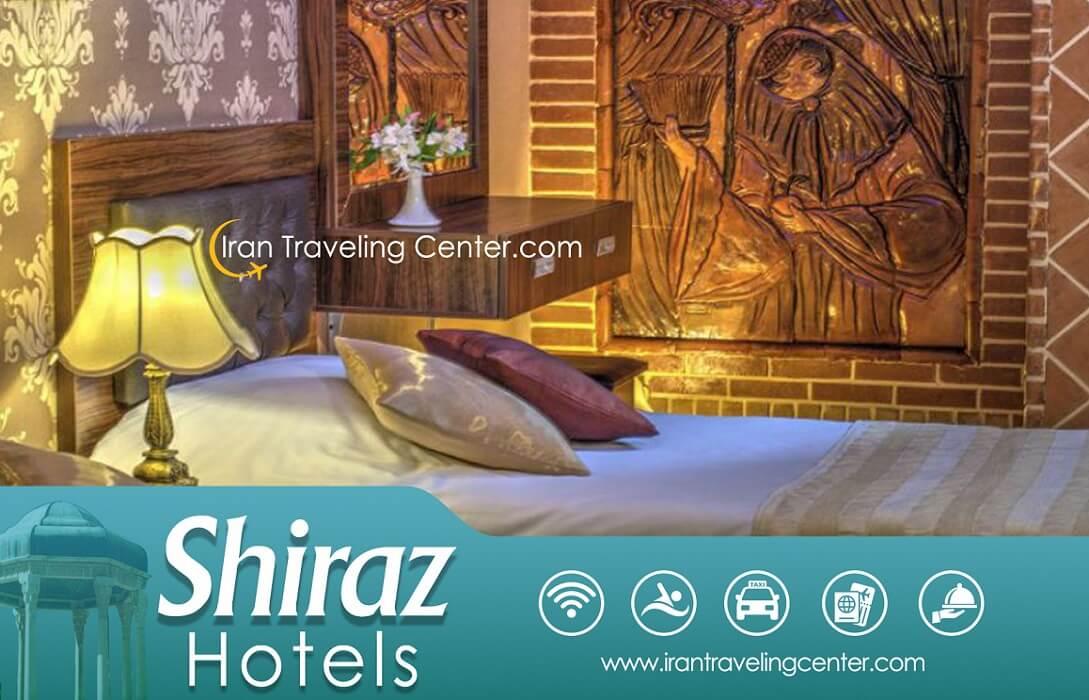Irantravelingcenter-Shiraz Hotels