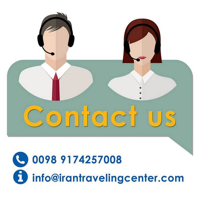 Irantravelingcenter-Contact us