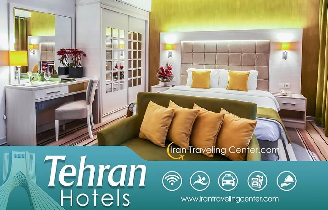 Irantravelingcenter-tehran hotels