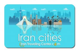 Iran cities
