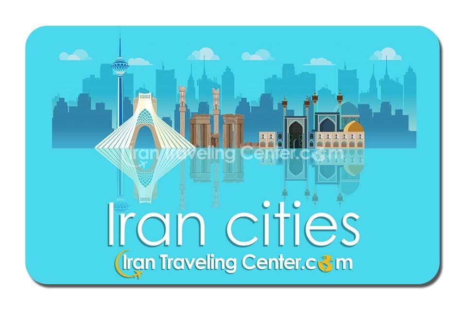 Irantravelingcenter-Iran cities