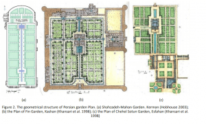 Pasargad Persian garden design