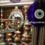 Turquoise inlaying (fixing)