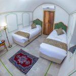 Irantravelingcenter-Kasian triple room