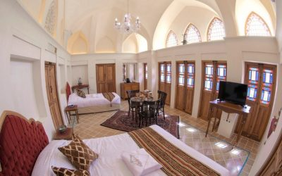 Irantravelingcenter-Kasian triple room
