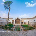 Irantravelingcenter-Kasian Hotel Kashan