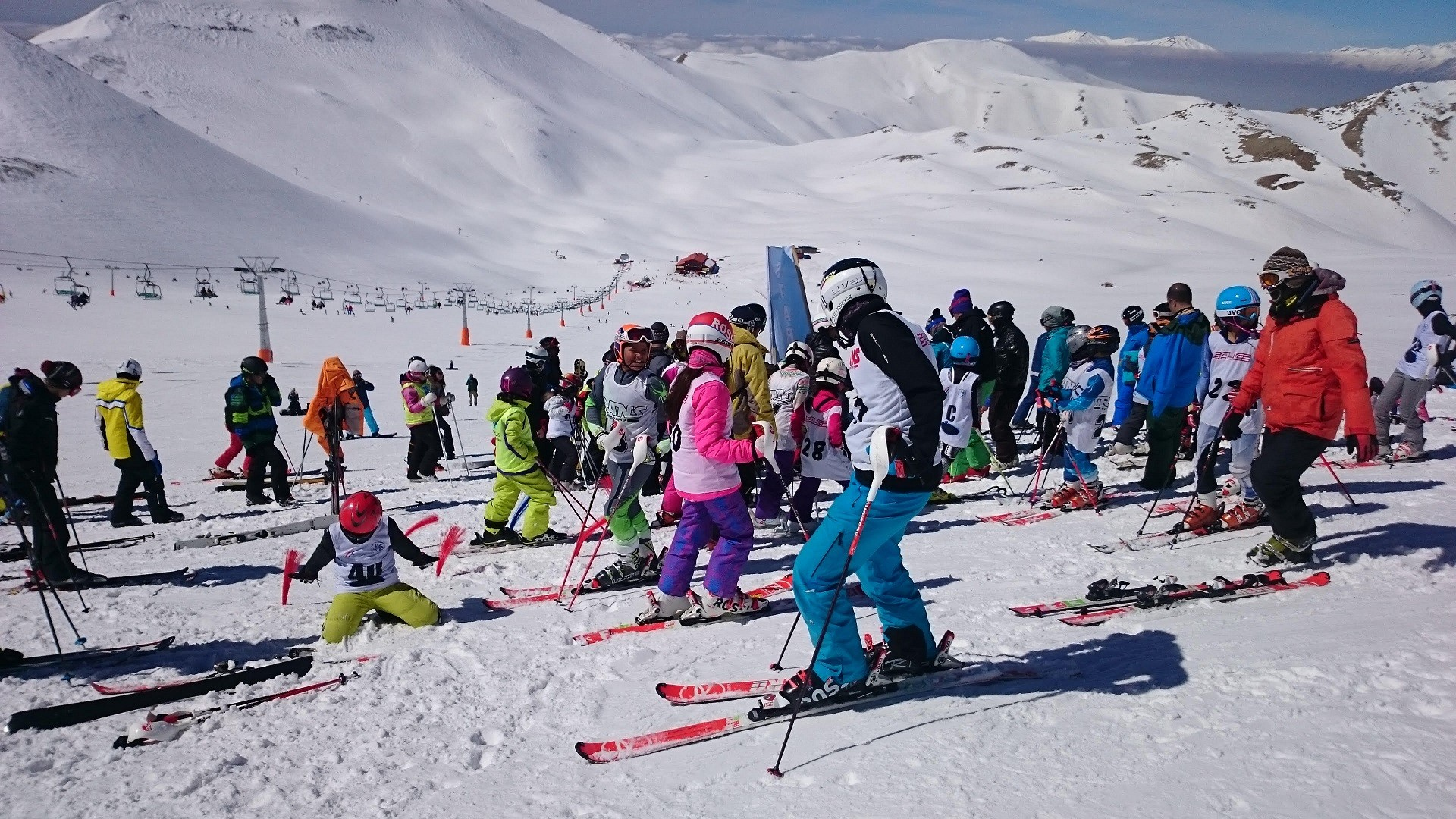 Iran Ski Tochal