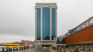 Laleh Prak Hotel Tabriz