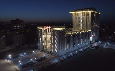 Irantravelingcenter- Amiran 2 hotel Hamadan