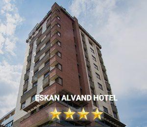 Irantravelingcenter-Eskan Alvand Hotel