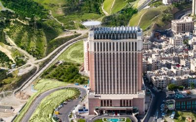 irantravelingcenter- Espinas Palace Hotel