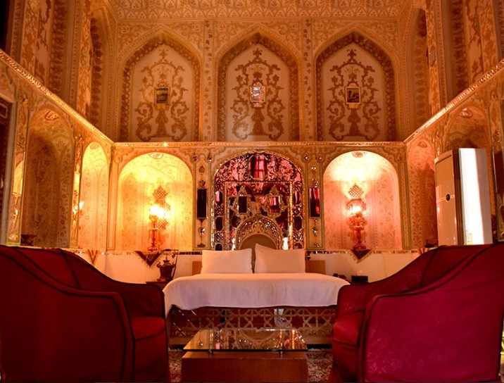 Irantravelingcenter-Traditional Hotel Isfahan