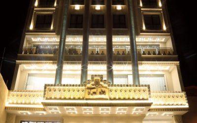 Irantravelingcenter-Amiran Hotel Hamadan